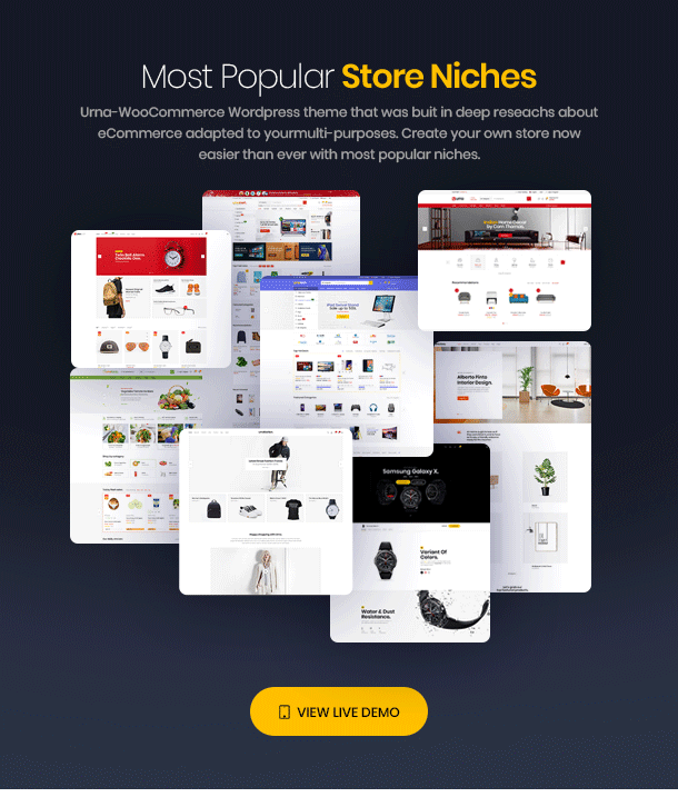 Urna - All-in-one WooCommerce WordPress Theme - 9
