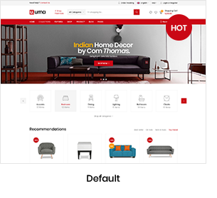 Urna - All-in-one WooCommerce WordPress Theme - 14