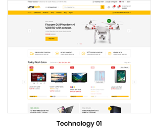 Urna - All-in-one WooCommerce WordPress Theme - 15
